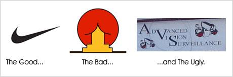 ένα κακό λογότυπο