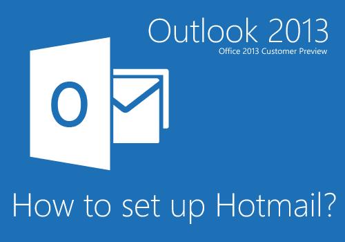 e-mail στο outlook 2013