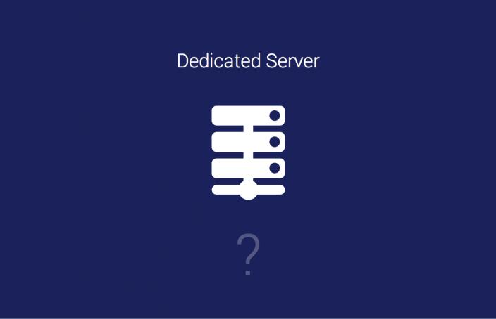 Dedicated Server χρειάζομαι γιατι;