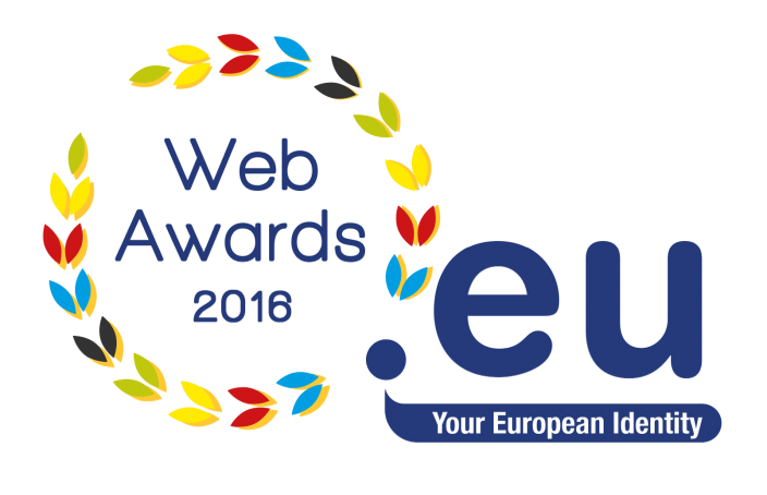 EU Web Awards 2016