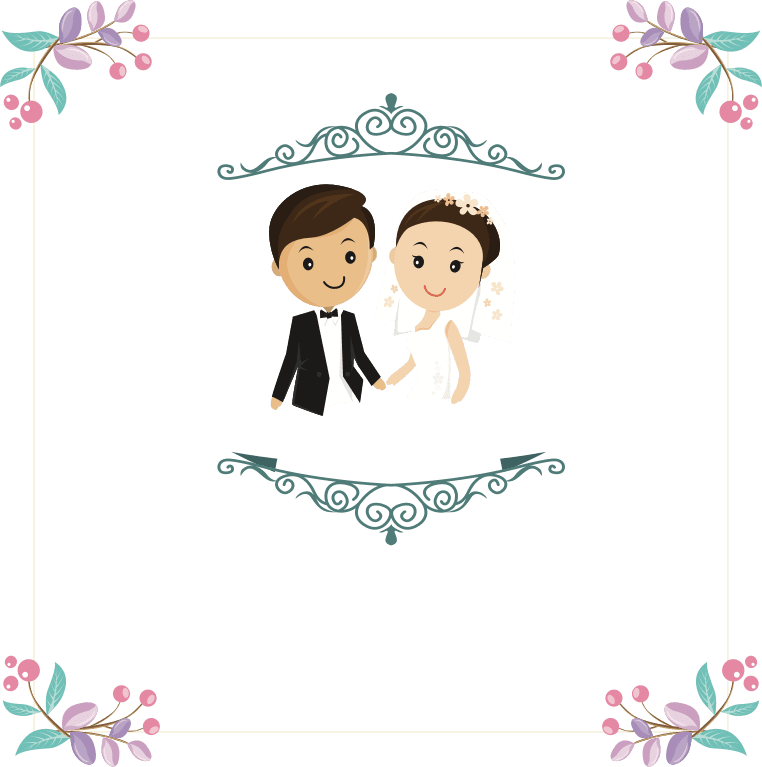 wedding domain name