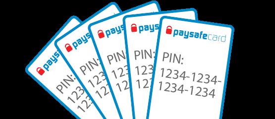 pins paysafecard